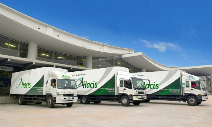 Hacis Extends their Road Feeder Services to Western PRD