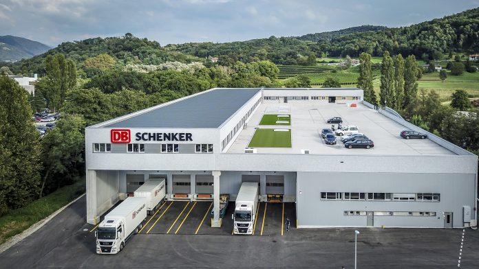 DB Schenker Opens Strategically-located Warehouse in Switzerland