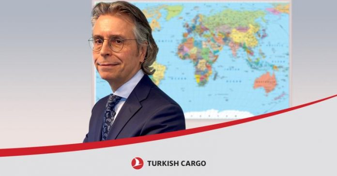 Turkish Cargo Appoints New Senior Vice President of Sales