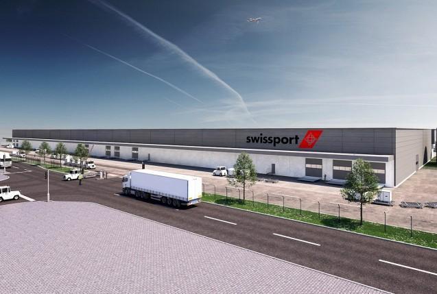 Swissport Chooses Lödige in Frankfurt