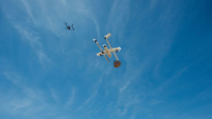 Wing Supports ASTM Standard for Drone Remote ID