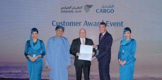 "Oman Air Cargo Awards Jettainer for ""Best Service"""