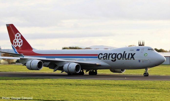 Cargolux Pledges Against Plastic