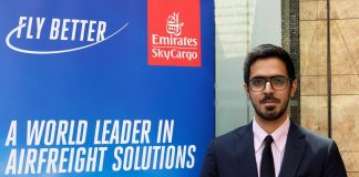 Emirates SkyCargo appoints Abdulla Alkhallafi as Cargo Manager for India