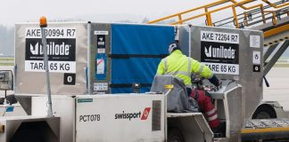 Swissport Equips Cargo Warehouses with Bluetooth Sensors Kicking off Global ULD Tracking