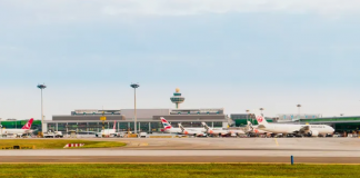 Singapore Changi Airport Releases Operating Indicators for March 2020