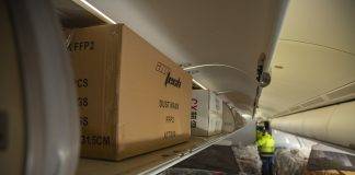 Frankfurt Airport Reports No Restrictions on Cargo Infrastructure