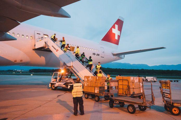 Swiss WorldCargo Operates First Cargo-only Flight from Shanghai to Geneva