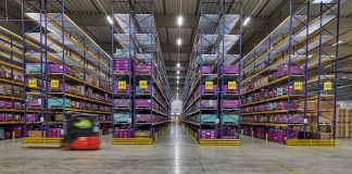 DB Schenker Introduces Global Space Scan