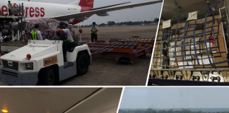 Bolloré Logistics India Successfully HandleBolloré Logistics India Successfully Handles a Charter from Mumbai to Yangon s a Charter from Mumbai to Yangon