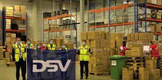 DSV Belgium