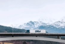 DSV Transports Cargo from China to Europe by Truck in 15-17 Days