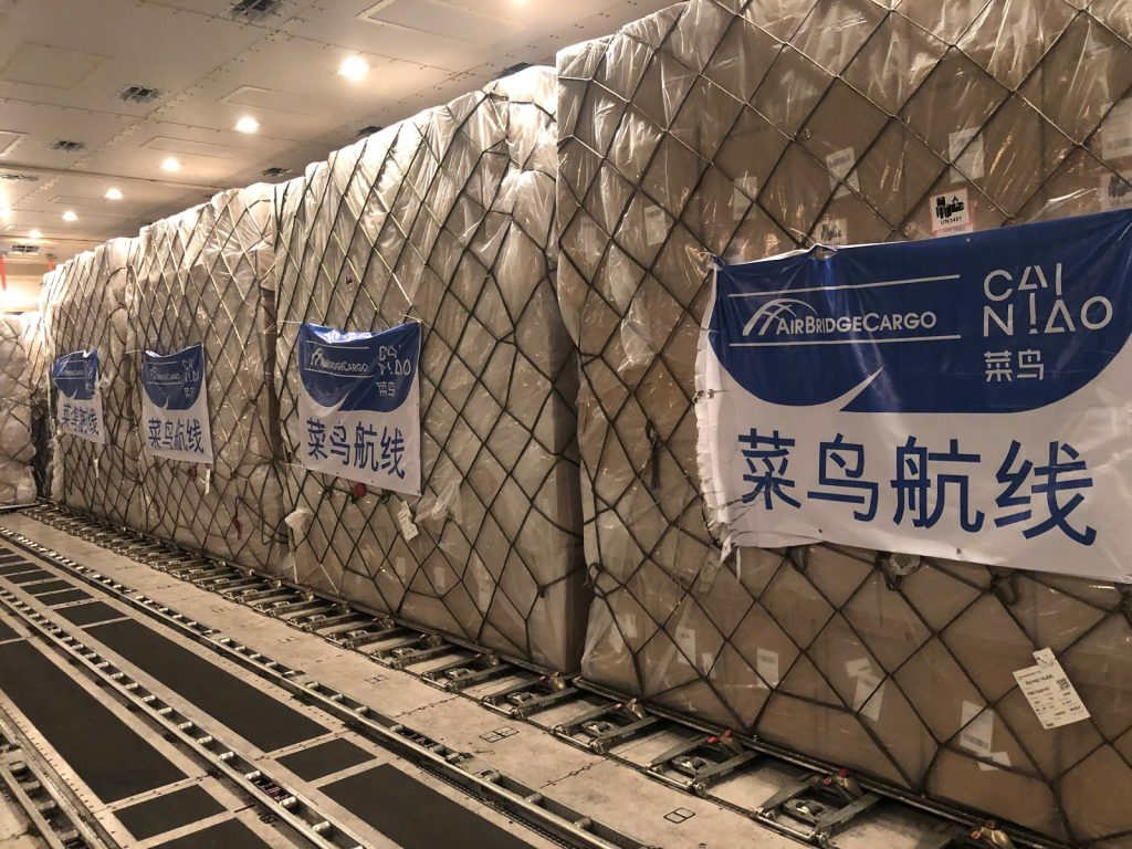 Volga-Dnepr Group Teams Up for a New China to Europe Cargo Route