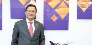 THAI Appoints New Acting President