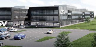 DSV Plans to Build Europe's Largest Logistics Center