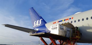 SAS Cargo Partners with Novo Nordisk for Secure Medicine Transport