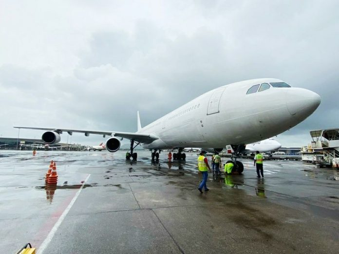 SpiceJet Completes First Long-haul Wide-body Cargo Flight from Amsterdam