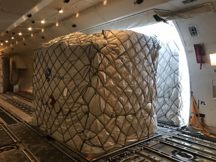 GEODIS Commits Long Term Airfreight Capacity to Asia-Europe