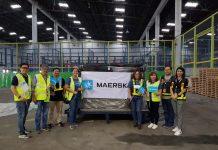 Maersk Air Freight Services Start with Charter from Thailand to Japan