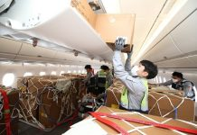 First A350 Cabin to Cargo Conversion Completed with Asiana Airlines