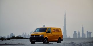 DHL Express Delivers First Shipments from Israel to the UAE