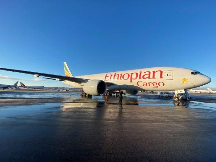 Ethiopian Cargo Launches Trans-Pacific Charter Service Incheon to Atlanta via Anchorage