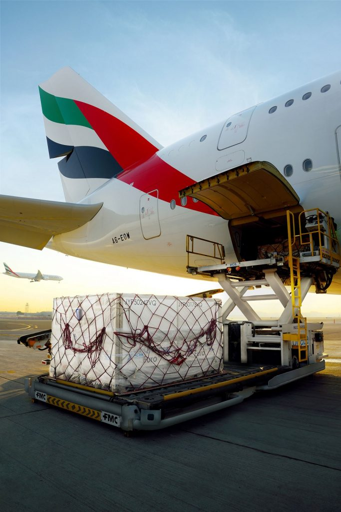 Emirates SkyCargo Introduces 'Mini-freighter' Charter Operations