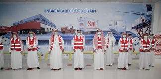 SAL Unveils New Pharma and Perishable Facilities in Riyadh