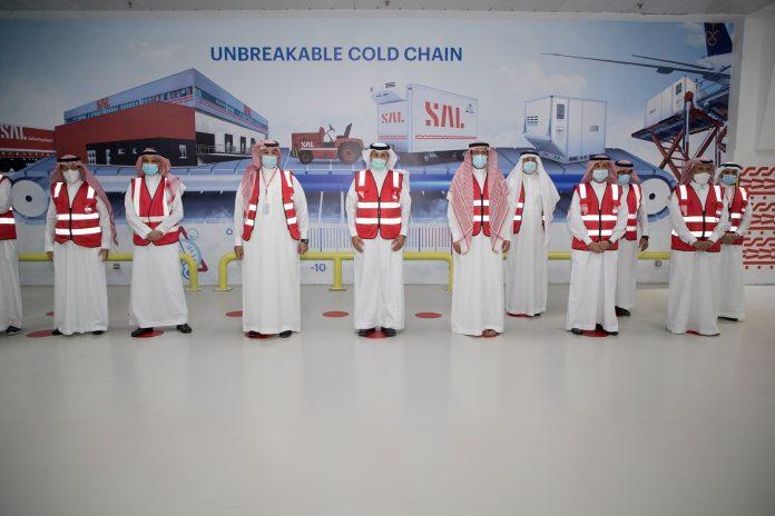 SAL Unveils New Pharma and Perishable Facilities in Riyadh