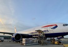 IAG Cargo Celebrates 1000th Charter Flight