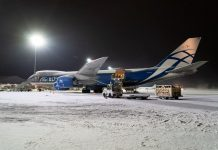 AirBridgeCargo Continues Support of AVI Programs out of Europe