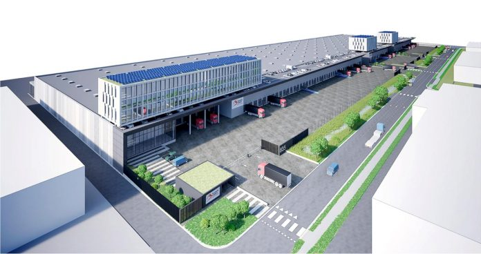 New Cargo Terminal Future-proofs WFS' Ambitions at Brussels Airport