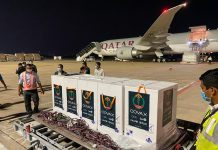 Qatar Airways Cargo Hits Milestone with 10 million COVID-19 Vaccines Transported