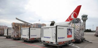 Turkish Cargo Transports UNICEF's Covid-19 Vaccines