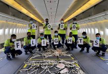 dnata Hits 5,000 Cargo-in-cabin Flights Milestone