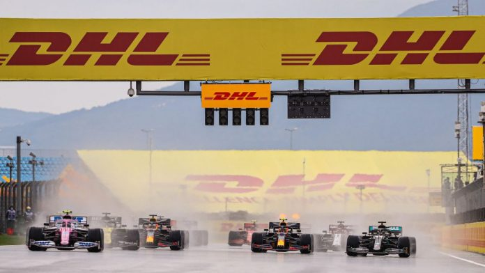 DHL and Formula 1 Renew Multi-year Partnership