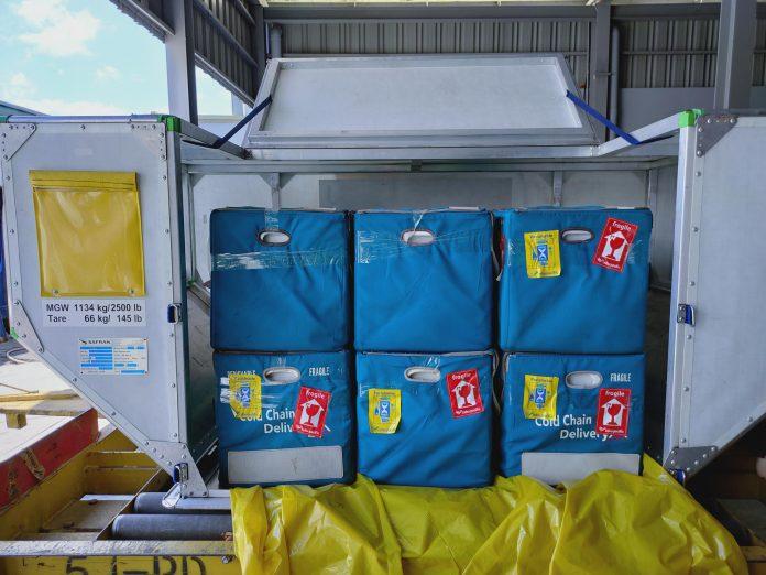 Cebu Pacific Continues to Fly COVID Vaccines to Zamboanga and Tuguegarao