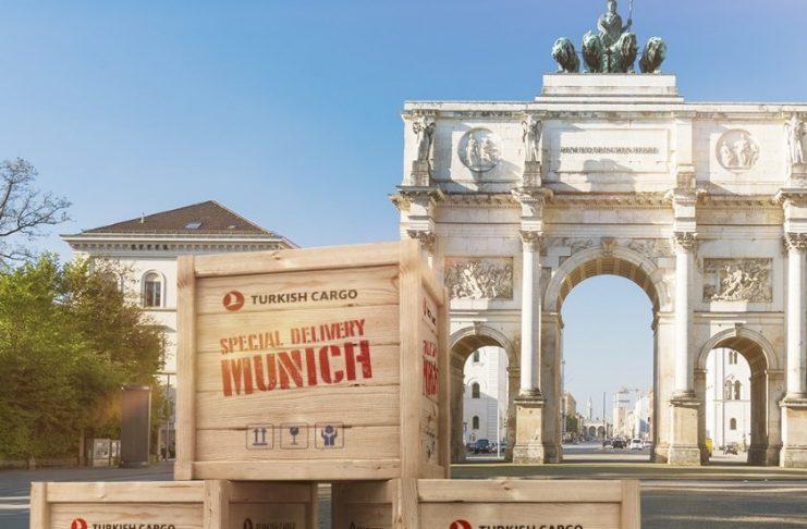 Turkish Cargo Adds Munich to Cargo Flight Network