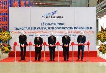 Yusen Logistics (Vietnam) Opens New Warehouse Facility