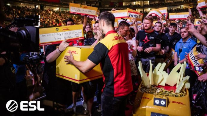 DHL Extends Partnership with ESL Gaming